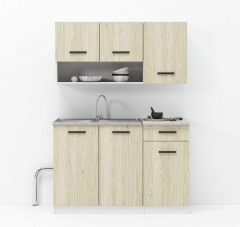 Kleine keuken 120 cm