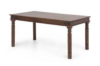Eettafel hout 120 cm
