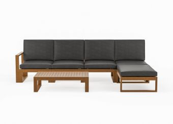 Tuinset Lounge FSC