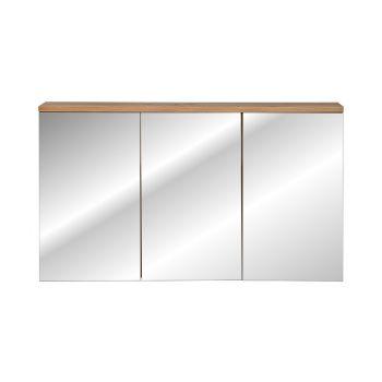 Spiegelkast Badkamer Eiken 120 cm - Betsy