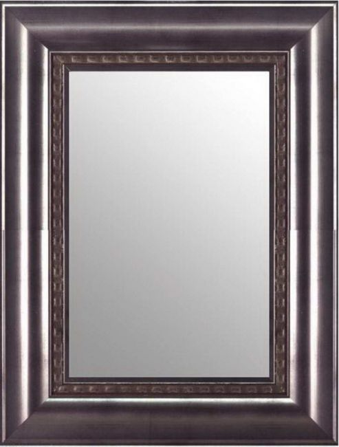 Antieke Spiegel Zilver 60x80 cm - Gunda