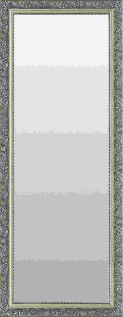Barok Spiegel Zilver 52x142 cm - Daliah
