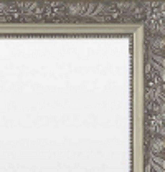 Barok Spiegel Zilver 65x105 cm - Daliah