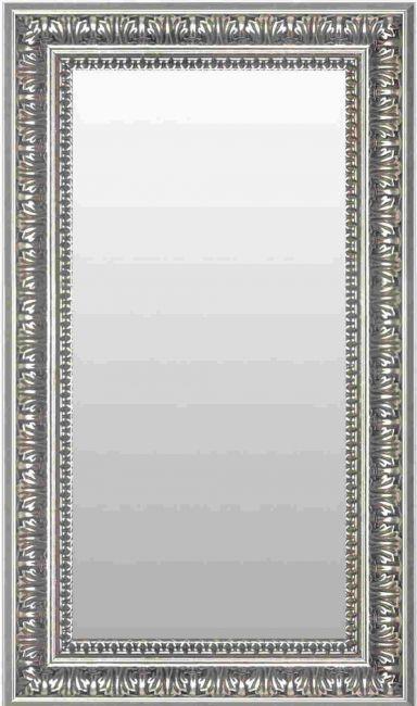 Barok Spiegel Zilver 68x108 cm - Anouk