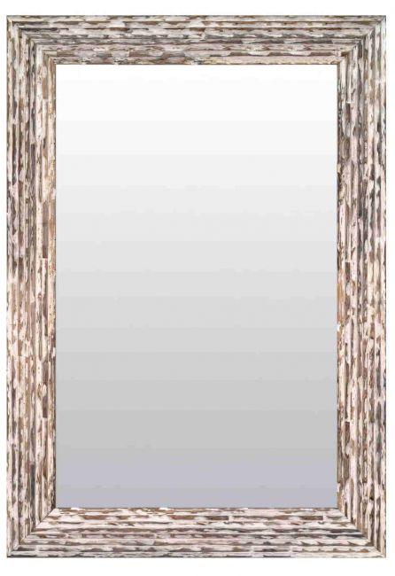 Brocante Spiegel Bruin 70x90 cm - Charly