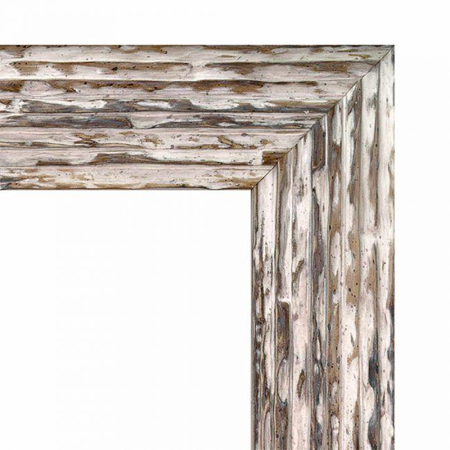 Brocante Spiegel Bruin 75x115 cm - Charly