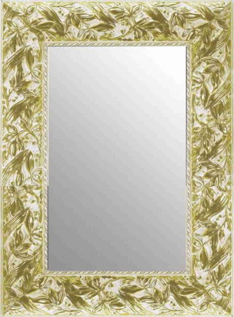Brocante Spiegel Goud 72x112 cm - Louisa