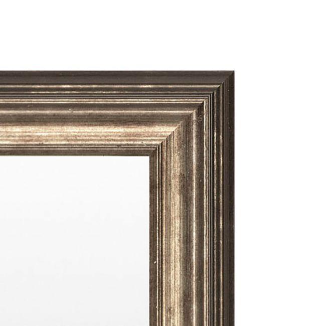 Chique Spiegel Oud Goud 46x96 cm - Sari