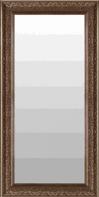 Koperen Spiegel 54x144 cm - Saskia