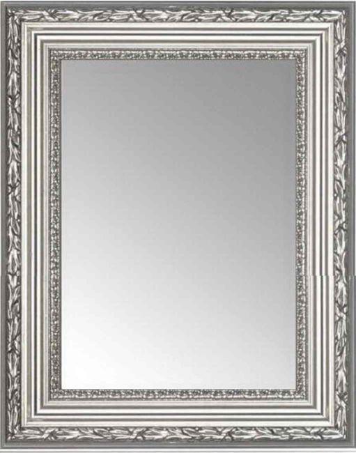 Spiegel Barok Zilver 53x73 cm - Filiz
