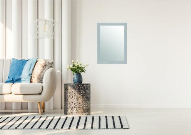 Spiegel Chroom Modern 46x66 cm - Lilo