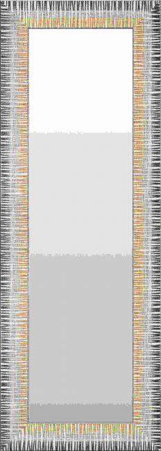 Spiegel Modern Bruin & Oranje 70x110 cm - Hermine