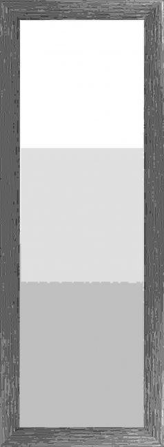 Spiegel Oud Zilver 55x115 cm - Stella