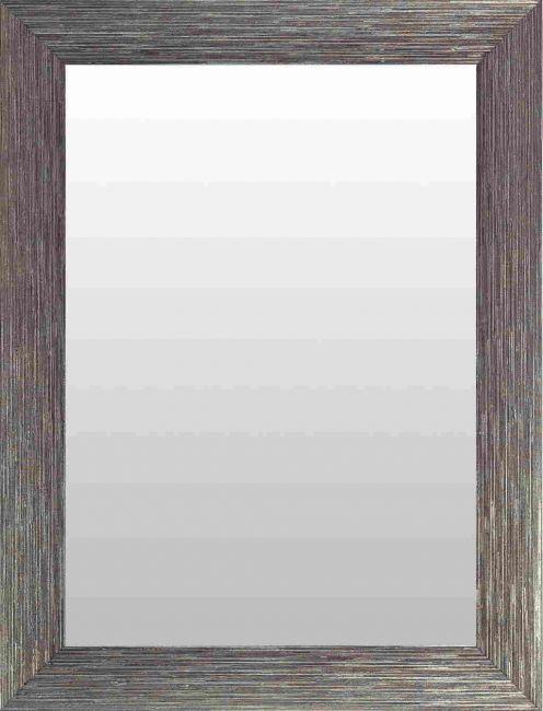 Spiegel Oud Zilver 63x83 cm - Stella