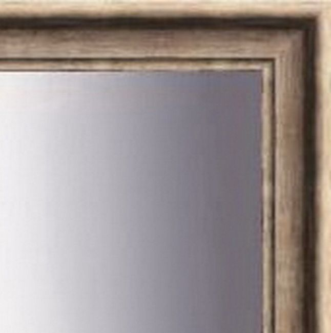 Spiegel Vintage Bruin 42x92 cm - Berit