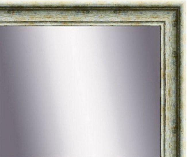 Spiegel Vintage Wit 59x79 cm - Berit