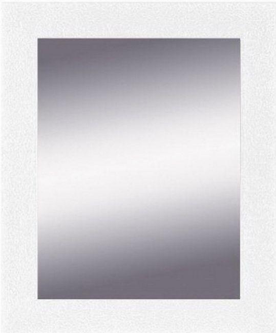 Spiegel Wit Modern 52x72 cm - Vera