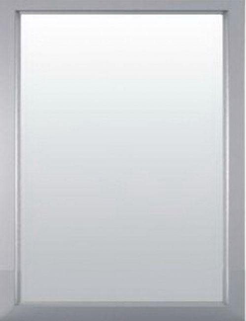 Spiegel Zilver Alu 46x66 cm - Karen