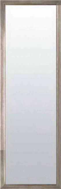 Spiegel Zilver Bruin 49x139 cm - Karen