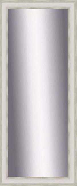 Spiegel Zilver Wit Modern - 56x146 cm - Johanna
