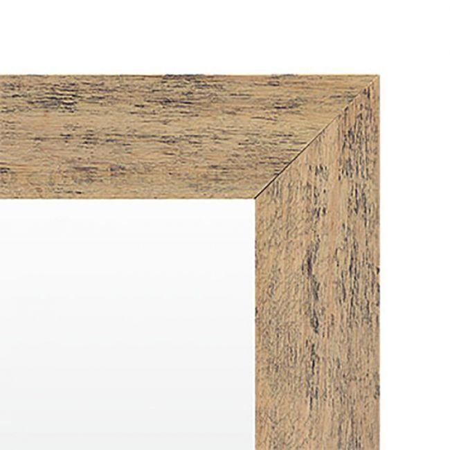 Vintage Spiegel Bruin Zwart 68x108 cm - Annika