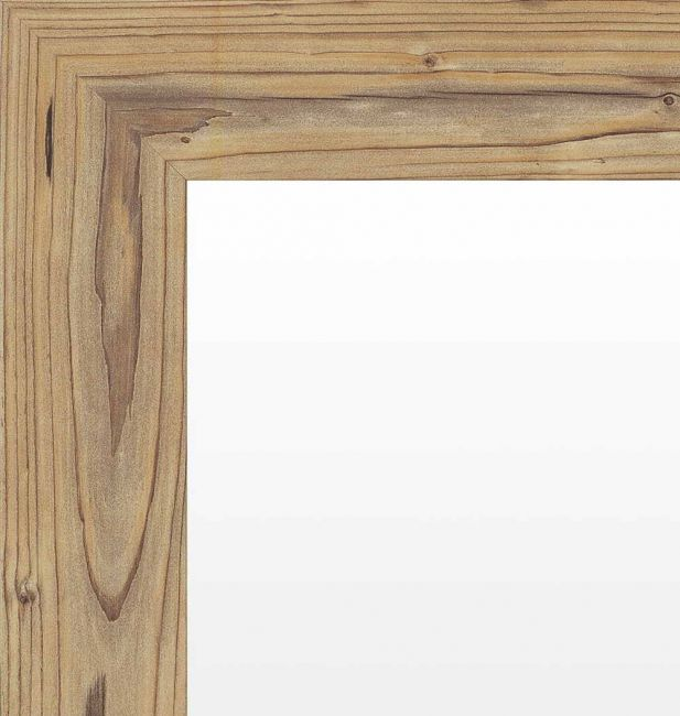 Vintage Spiegel Fichte 56x146 cm - Carmen