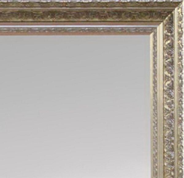 Zilveren Spiegel Antiek 67x87 cm - Chantale