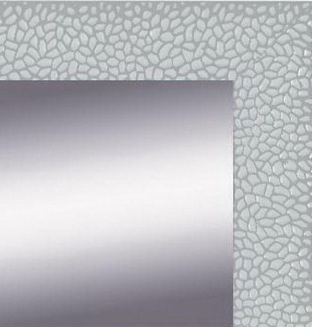 Zilveren Spiegel Modern 46x96 cm - Mathilda
