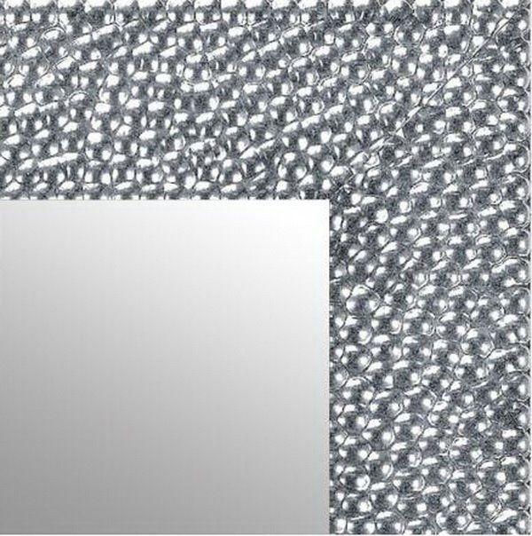 Zilveren Spiegel Modern 68x88 cm - Rahel