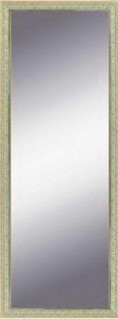 Zilveren spiegel 45x95 cm - Saskia