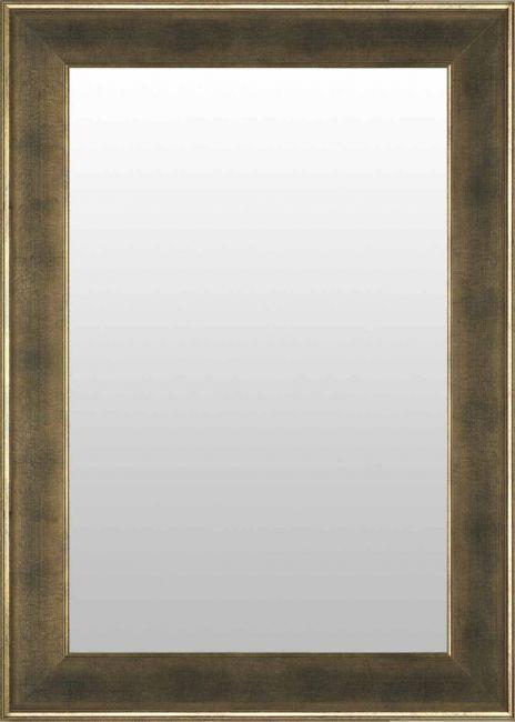 Zwart Gouden Spiegel 54x74 cm - Jule