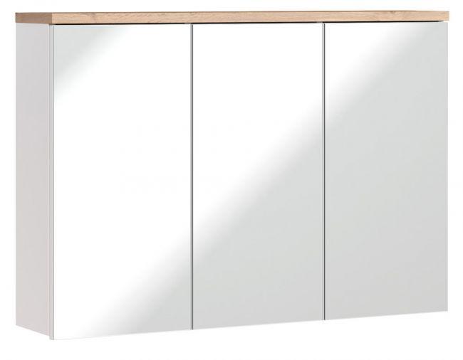 Badkamer Meubelset 100 cm Wit Eiken - Bloom