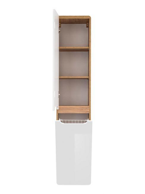 Badkamer Meubelset 3 delig 60 cm - Brigitte