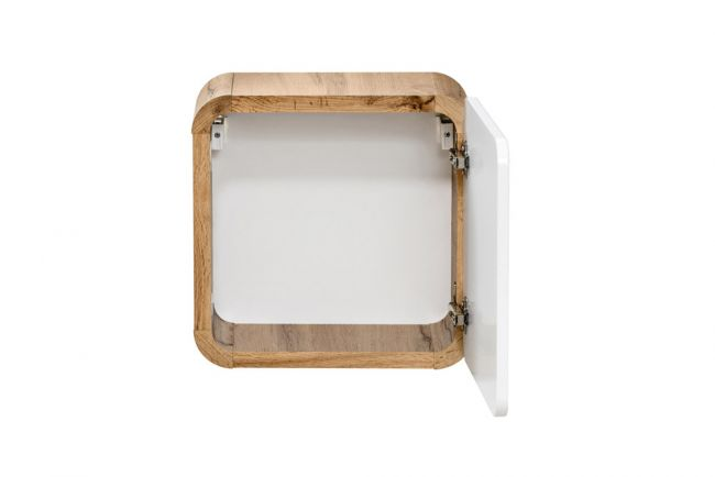 Badkamer Meubelset 40 cm Wit Eiken  - Brigitte