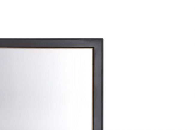 Badkamer Spiegel Industrieel 75x60 cm - Blue