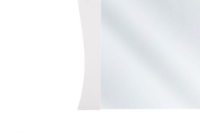 Badkamer Spiegel Wit 80x60 cm - Brenna
