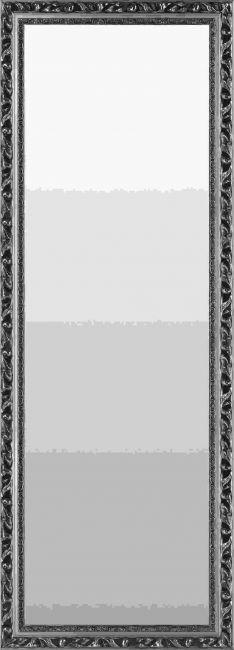Brocante Spiegel Zilver 64x104 cm - Paola