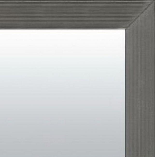 Design Spiegel Antraciet 57x77 cm - Carla