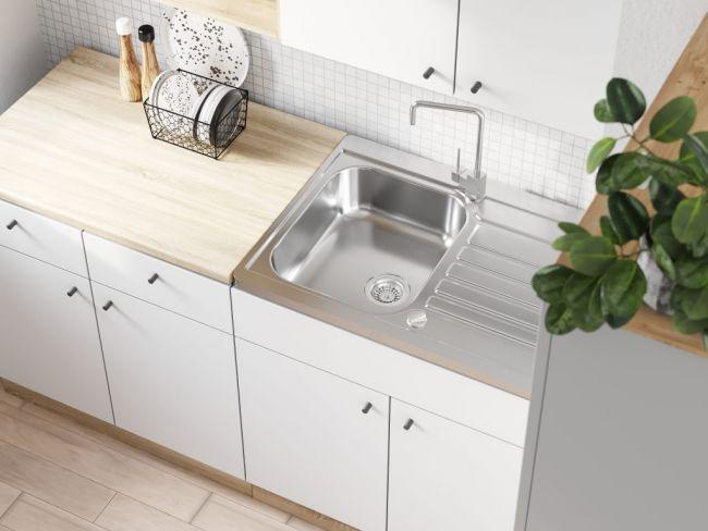 Kleine Keuken 160 Cm Modern Nu Eenvouding Online Bestellen Perfecthomeshop