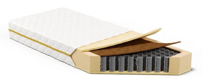Pocketvering Matras tot 120 kg 80x220 cm