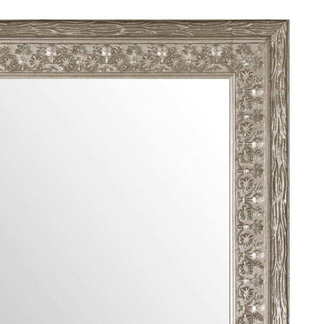 Spiegel Brocant Zilver 49x69 cm - Neomie