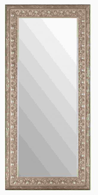 Spiegel Brocant Zilver 52x142 cm - Neomie