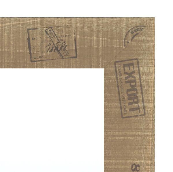 Spiegel Bruin 66x86 cm - Nala