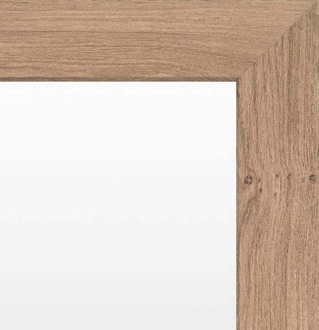 Spiegel Eiken 63x83 cm - Ingrid