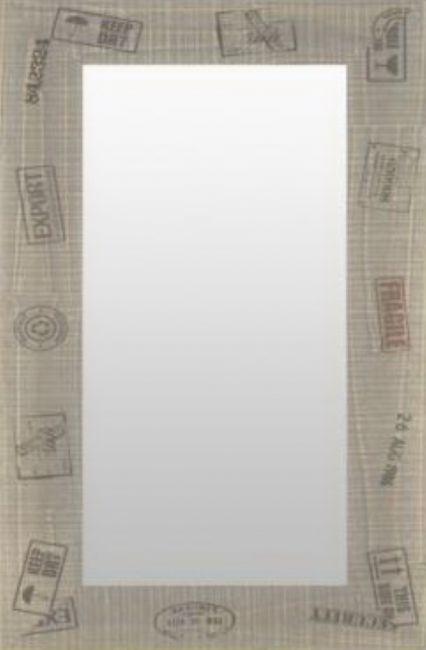 Spiegel Grijs 49x99 cm - Nala