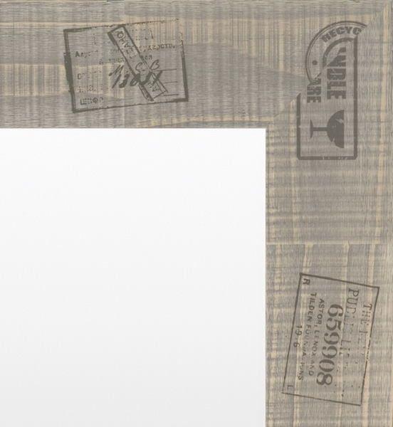Spiegel Grijs 66x86 cm - Nala