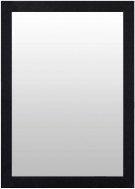 Spiegel Mat Zwart 57x77 cm - Nina