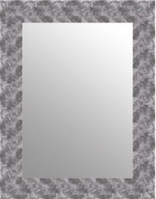 Spiegel Roestig Zilver 69x89 cm - Gwen