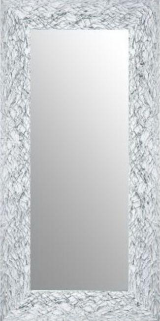 Spiegel Wit & Zilver 57x147 cm - Calla