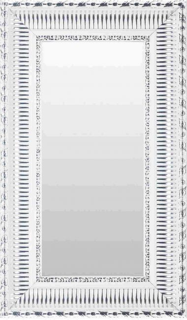 Spiegel Zilver Barok 51x101 cm - Smilla